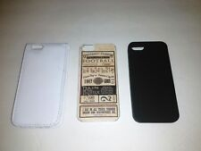 Iphone 5 Cell Phone Cases 3 Cases In This Lot Used And In Excellent Condition