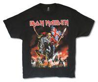 Iron Maiden Horse Rider 2012 Mens Black T Shirt New Official Band Merch