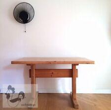 PERRIAND Charlotte Design LES ARCS Table / Bureau 1960 Chapo Prouvé Vintage Desk