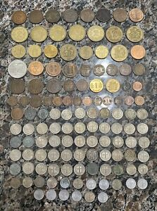 Iceland 126 coin lot - Early / Mid 1900s