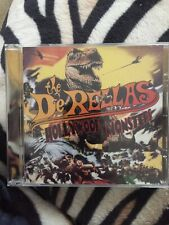 The Derellas. Hollywood monsters. Cd.