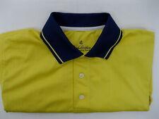 Brooks Brothers Polo Golf SS Performance Series Polo Shirt Mens S Small M Medium