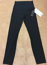 NWT Lululemon Align Pant II Nulu Tight ~ Size 4 ~ Black SOLD OUT!!! FREE SHIP