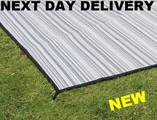 New Kampa Rally Air &  Pro 390 Continental Cushioned Carpet Groundsheet Awning