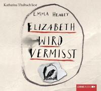 Elizabeth wird vermisst von Emma Healey und Sebastian Danysz (2014, CD)