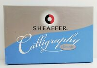 Sheaffer Calligraphy Classic Set with 11 Ink Colors 3 Pens 3 Tips - Unused