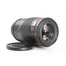 Canon Ef 2,8/100 Macro L Is USM + Very Good (231849)