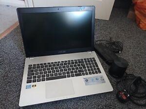 Asus N56VZ Laptop - 2.40GHz i7-3630QM CPU, 8GB RAM, 1TB HDD, Geforce GT650M GFX
