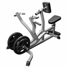 Valor Fitness Cb-14 Plate Loaded Seated Row Machine & Chest Pull With Arms