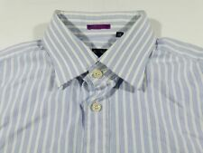 KL365 PAUL SMITH striped shirt size 16.5/39, excellent- condition!
