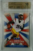 2017 Juju Smith-Schuster Leal All American Rookie rc BGS 10 Pristine Hot Rare rc