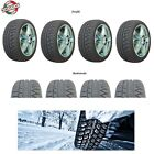 4 Gomme INVERNALI omologate WINTERGREEN Snow3 made in Italy 205/55/16 91 W