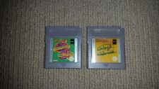 Arcade Classic 2 + 3, Centipede, Galaga, Galaxian Nintendo Gameboy Cartridges