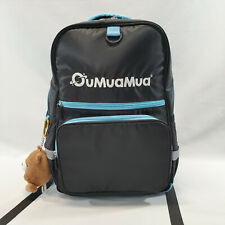 New OuMuaMua Backpack Bag Padded Straps Kids Backpack w/Bear Charm