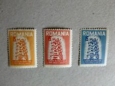Europa Cept Rumanía lote 1956* MH OFERTA  serie