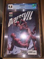 Daredevil (Volume 6) #10 CGC 9.8 Elektra Bad Guys variant free shipping