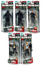 The Walking Dead Tv Series 4 Complete Set Of 5 Figures