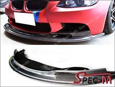 2008-2013 E90 E92 E93 BMW M3 ARKYM 2 STYLE CARBON FIBER FRONT LIP SPOILER