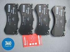 NEW GENUINE LAMBORGHINI AVENTADOR LP-700 720 FRONT BRAKE PADS BREMBO 470698151