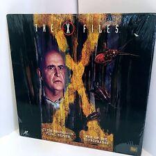 X-Files Laserdisc Episodes 3x04 & 3x12 (PRISTINE CONDITION)
