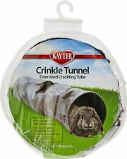 Kaytee Crinkle Tunnel D     Free Shippoing