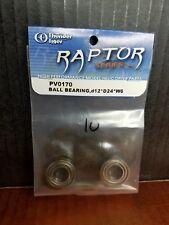 Raptor Ball Bearings, d12*D24*W6 Pv0170