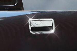VW AMAROK CHROME REAR DOOR HANDLE TRIMS 2pce 10on