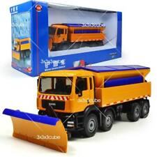 1:50 Metal KAIDIWEI SNOW PLOUGH Cleaner Truck Snowplow Diecast model car NIB