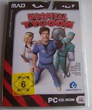 Hospital Tycoon (Theme Hospital 2) - XP/Vista/7 tedesco