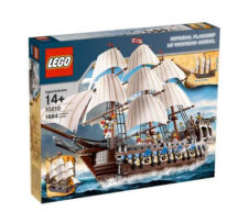 LEGO (10210) IMPERIAL FLAGSHIP - BRAND NEW ( RARE HARD TO FIND)