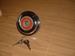 75 76 77 78 79 Ford Granada ( With Exposed Cap ) New Locking Gas Fuel Cap