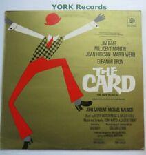 THE CARD - Original Cast Recording - Excellent Con LP Record Pye NSPL 18408