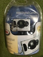 Bell Mini Digital Video Still Camera With Accessory Kit Cable And Case