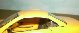 1/18 Scale Mercedes SLK230 R170 Adjustable Hard Top Convertible Roof Car Part