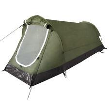 Schwarzenberg Tunnel Tenda Campeggio Festival Bushcraft Outdoor 1 Persona Di Oli