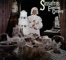 Sassafras - Expecting Company (Expanded Edition) (NEW CD)