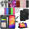 For Xiaomi Redmi Note 7 7S Phone Case Wallet Leather Cover Book Flip + Stylus