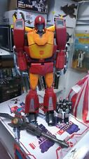 TRANSFORMERS MASTERPIECE MP 09 RODIMUS PRIME TRU NO BOX HASBRO optimus megatron