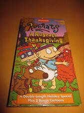Rugrats - A Rugrats Thanksgiving (VHS, 1997)