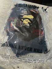 BAPE XO VARSITY JACKET BLACK RED WEEKND SOLD OUT FOREVER LIMITED EDITION LARGE