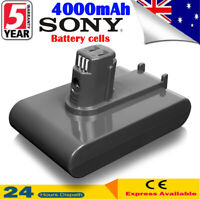 4000mAh 22.2V Replace Li-ion Battery for Dyson Vacuum Cleaner V6 DC31 DC34 DC35