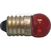 10x Ampoule E10 TRANSPARENT Balle Lampe 10 pièces 3,5V V / 0,2A de couleur