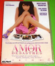 AMOR Y OTROS DESASTRES / LOVE AND OTHER DISASTERS -English español-DVD R2- Preci