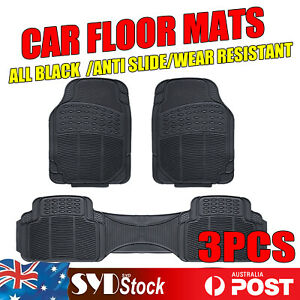 For Ford Everest Endura Puma Mustang CAR Floor Mats Replace Non-Slip Waterproof