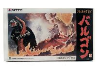 GAMERA MODEL KIT: Barugon Wind-Up Walking Monster Series (Nitto 1984) NEW IN BOX
