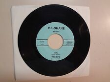 "BUDDY DeLANEY w/CANDY SOUPE:Girl-I Love That Girl-U.S.7"" 70 De-Shane Recs. 25529"