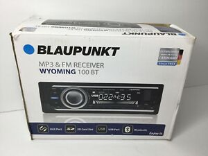 Blaupunkt WYOMING 100BT mp3 & FM Bluetooth Receiver