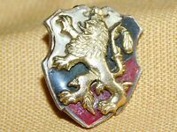 VINTAGE WWII LION PIN