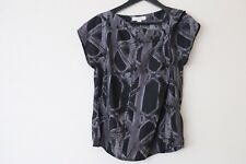 Country Road Size Medium 100% Silk Top Blouse