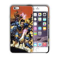 X-Men Superheroes Iphone 4s 5 SE 6 7 8 X XS Max XR 11 12 Pro Plus Case Cover 8